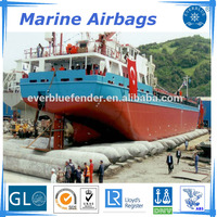 Marine Salvage Airbag For Ship Launching