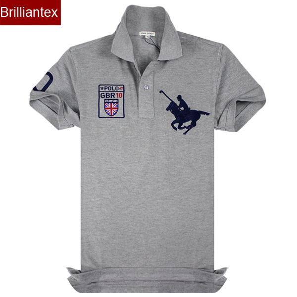Embroidery Logo Wholesale Polo T Shirt Latest Design Polo