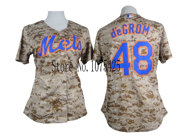 Authentic New York Mets Womens 34 Noah Snydergaard 45 Zack Wheeler 48 Jacob deGrom cool base Baseball Jersey Embroidery logos