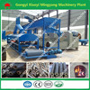 Highly seaking top capacity farm waste wood briquettes machine