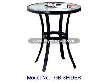 Extérieur Moderne Table De Jardin,Table De Thé En Verre De Mobilier  D\'extérieur En Aluminium Salon De Jardin En Verre - Buy Table De Meubles ...