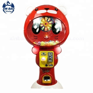 Funny Design Mini Gumball Capsule Toys Candy Dispenser Gashapon Vending Machine