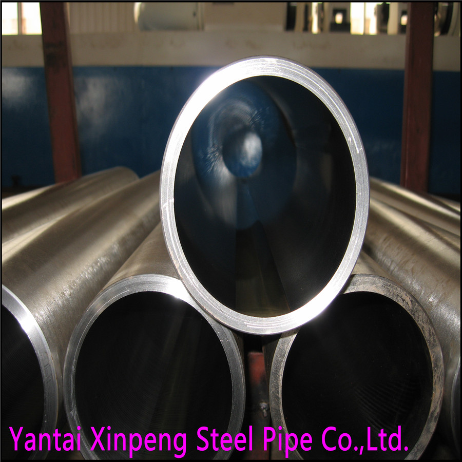 High Quality Good Mechanical Property ST52 Cylinder Seamless Tube