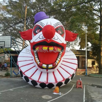 Image result for giant inflatable monsters