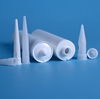 380ml white cartridge for silicone sealant tube