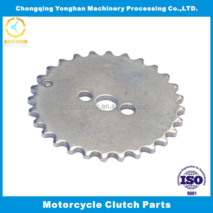 Chongqing Z100 Timing Gear Motorcycle Clutch Spare Parts