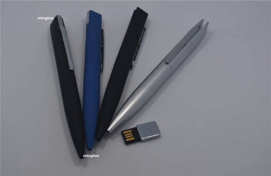 Commemorative Gifts 4GB usb pen black