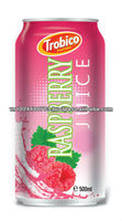 100% Natural Raspberry Fruit Juice