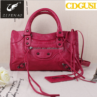 High quality factory price pig handbags