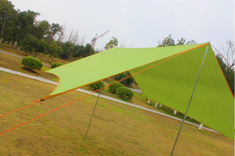 camping en plein air portable parasol abri pluie fly tarp plage auvent hamac id de produit. Black Bedroom Furniture Sets. Home Design Ideas