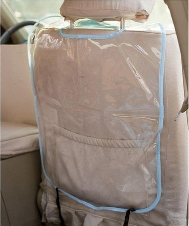 Авто сиденья задняя крышка защитные для детей защитить задней части авто автокресла футляр для детских собак от грязи грязи 1146-21147
