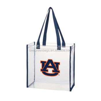 Beegreen Promotional Stadium Clear Plastic Tote Bags