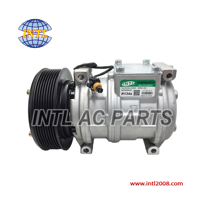AN221429 For John Deere 9000 Series Tractor Denso 10PA17C air conditioning compressor