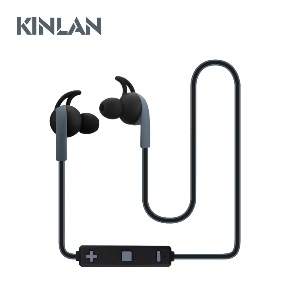 In-ear Stereo Bluetooth Headset Wireless Earphone for Sports