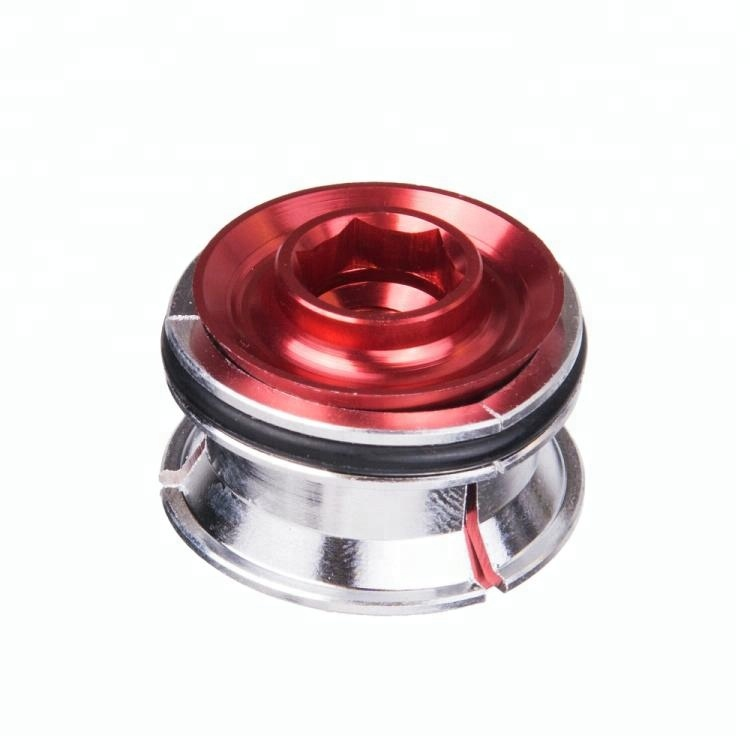 For 1-1//8 Fork MTB Road Bike Headset Cap Cover Top Star Nut Expander Plug 1PC
