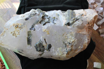 Large Natural White Raw Crystal Mineral Stones Quartz Stone Specimens