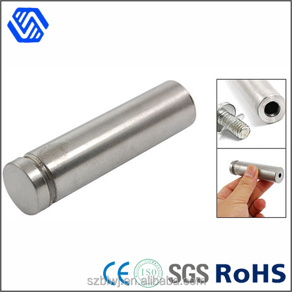 stainless steel round head special custom made hinged bolt