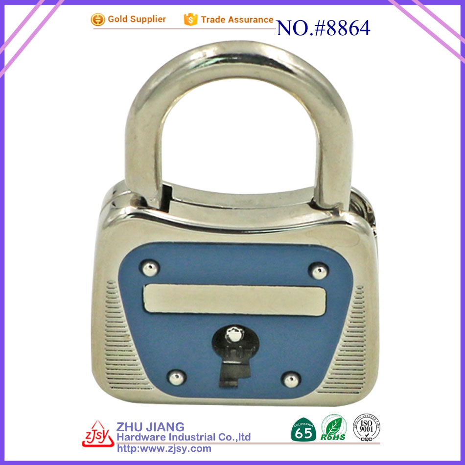 high quality combination luggage padlock tsa zipper lock