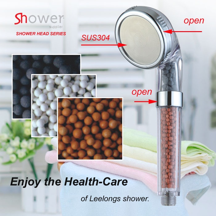 sh1562 magic water softener shower heads with filters buy water softener shower headwater softener shower headsmagic water softener shower heads product