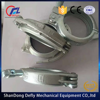 XF1-19-4/4AM Aluminum Flexible Coupling For Concrete Pump