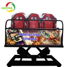 7D Cinema new products top sell 7D cinema game machine, 5D 7D 9D cinema movie