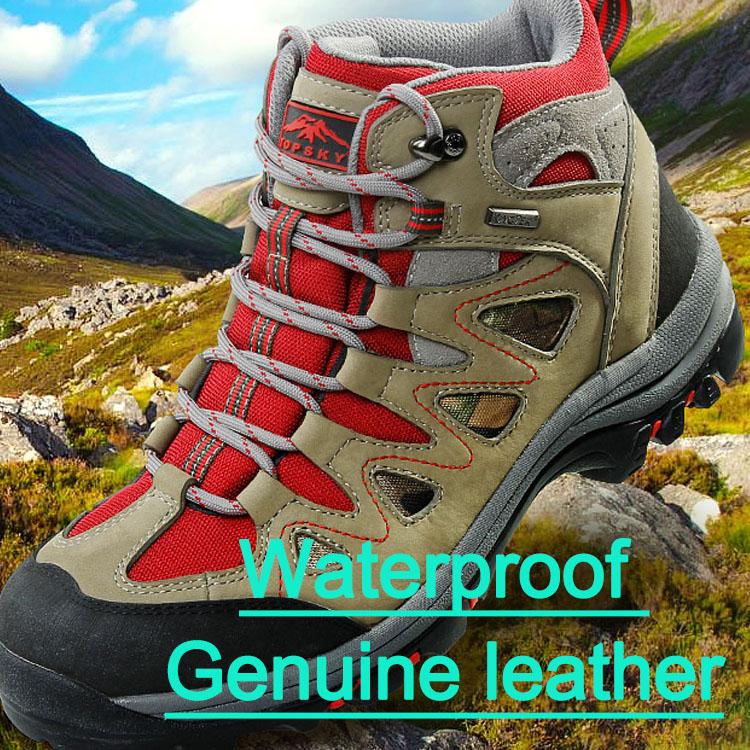hiking men hiking boots outdoor sport Factory Genuine SOCK climbing climbing CONSTRU waterproof leather running shoes rock CR0n8qwA