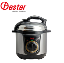 Electrical 3L pressure cooker with Mechanical Panne