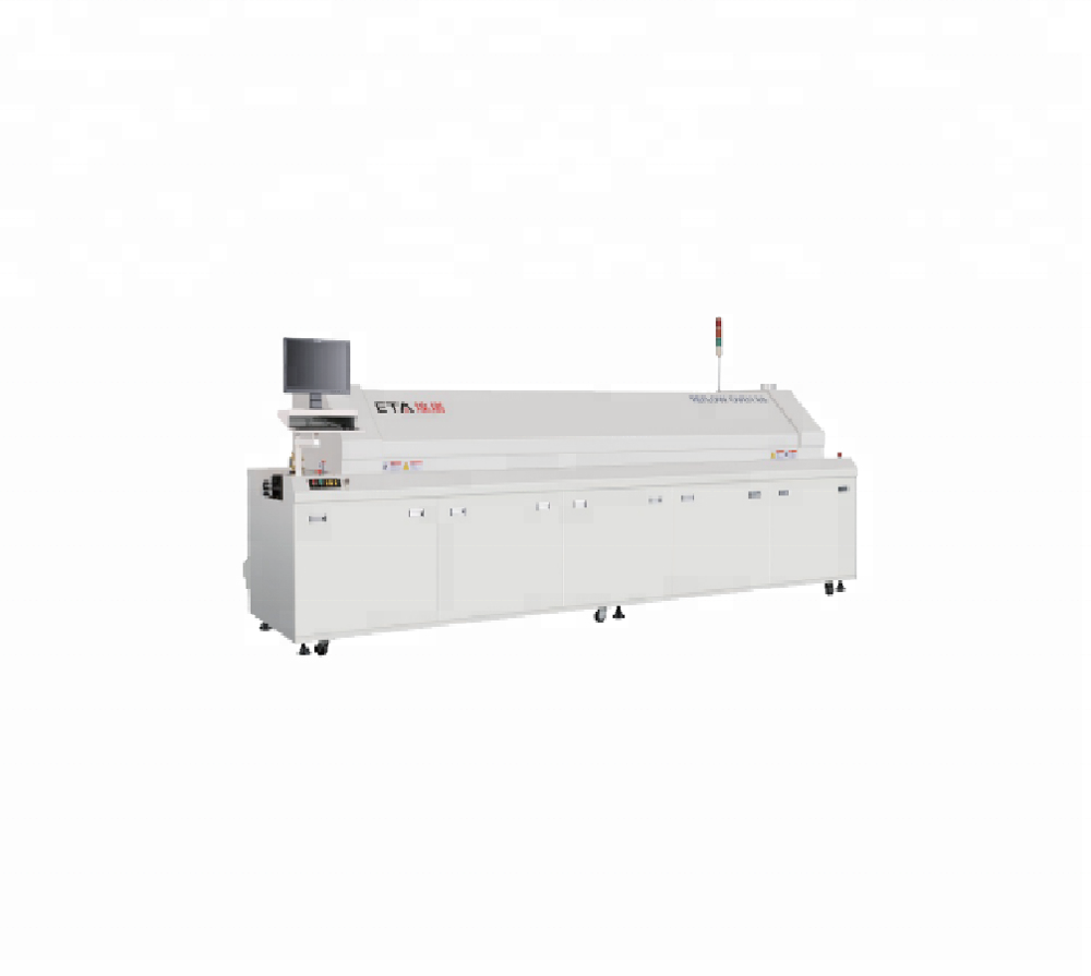 Smt-hot-air-oven-reflow-soldering-machine