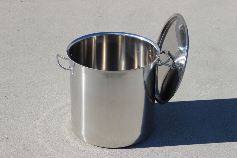 high quality 50L SUS stock pot big Stainless steel cooking pot