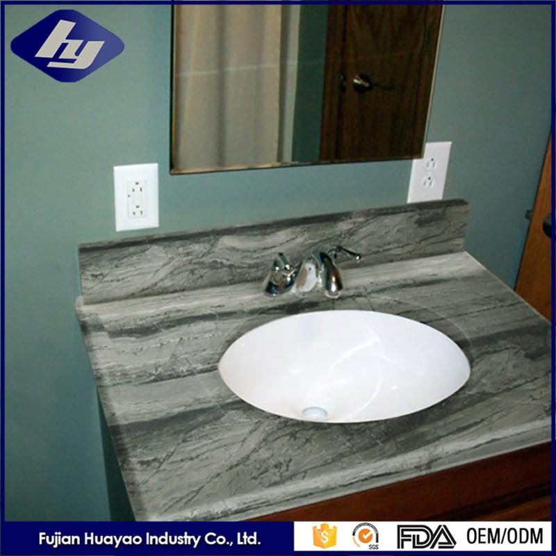 New Laminate Bathroom Kitchen Countertops Custom Prefabricated Granite Countertops Buy