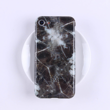 Factory manufacture shell phone accessory back cover case tpu marble phone case mobile for iPhone 8