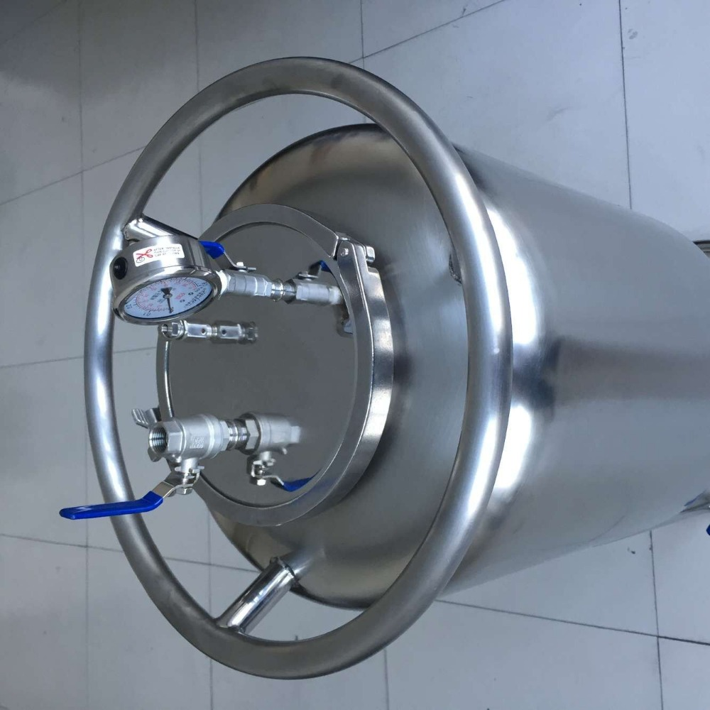 Home Brew Stainless Steel Conical Fermenter 50gallon