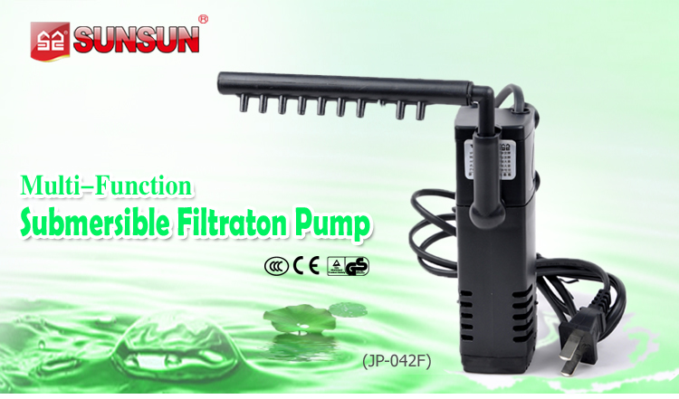 Sunsun Jp-014f Aquarium Filter/submersible Filter/filter Pump For ...