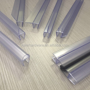 Pvc Waterproof Rubber Glass Shower Door Seal Strip Buy Shower Door