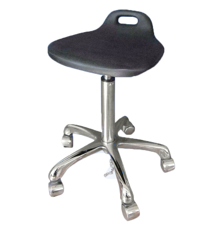 Low price of antistatic pu office esd chair