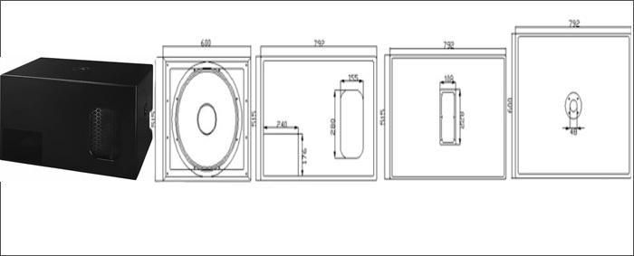 HTB1WemCIFXXXXcGaXXXq6xXFXXXE 18 inch speakers subwoofer box new design buy speakers subwoofer speaker box diagram at reclaimingppi.co