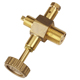 Factory direct all copper body liquid gas stove burner valve, gas cooker valve ZF13(old model)