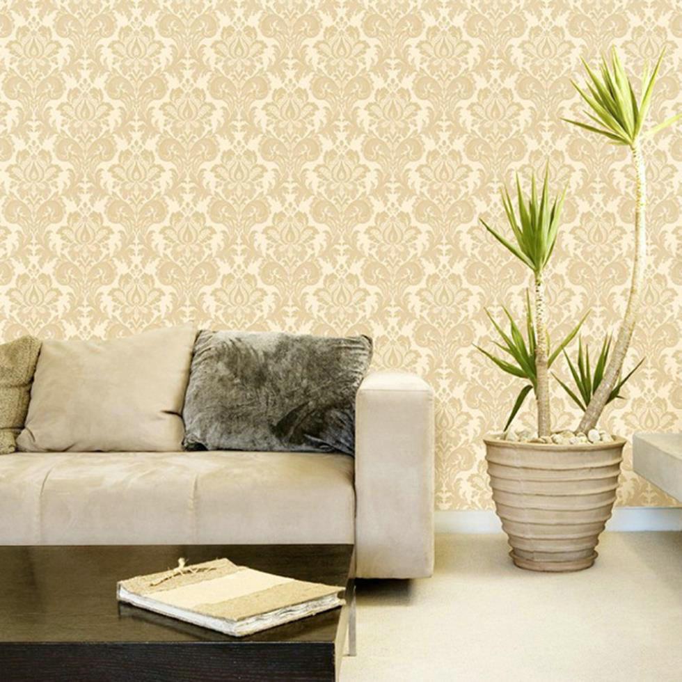 neue luxus damast tapeten feuchtigkeit puh non woven vantage wand papier textil mr85204 wand. Black Bedroom Furniture Sets. Home Design Ideas
