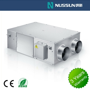High quality low noise long-range air supply 50 cfm inline fan