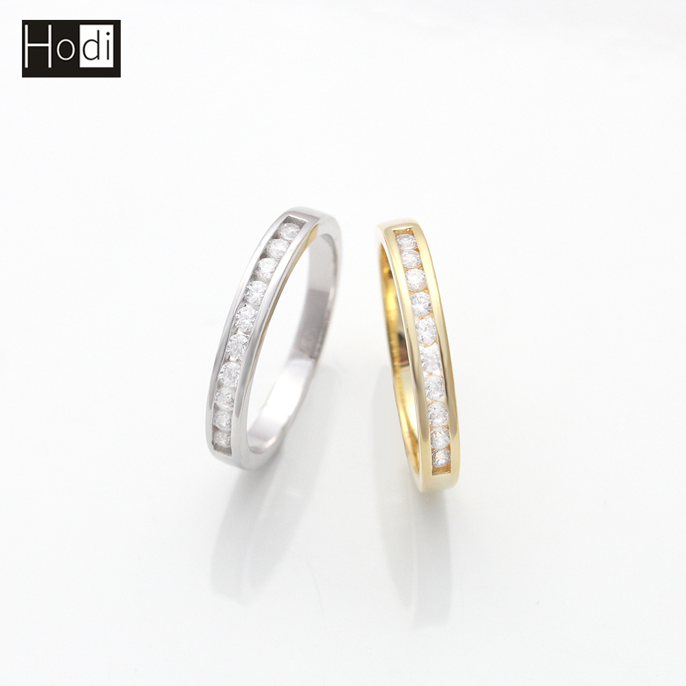 Exquisite Stylish Gold Plated Women Copper Jewelry Cubic Zirconia Stone New Design Ladies Gold Plated Little Finger Ring