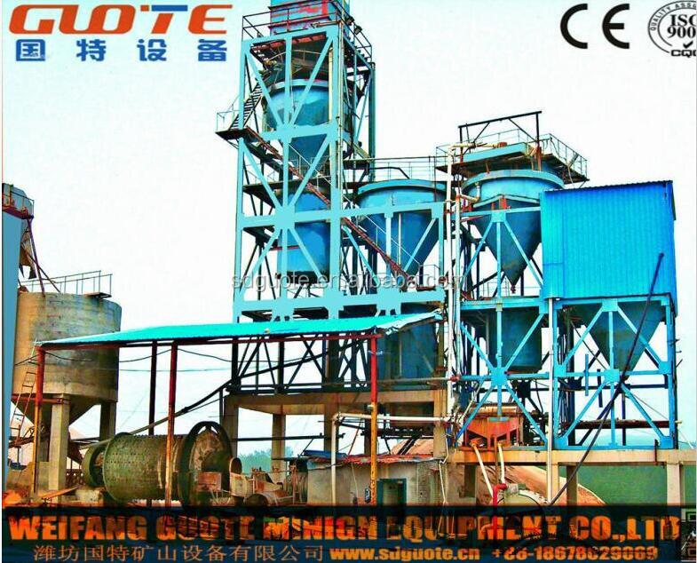 GWG erts wassen quartz mijnbouw apparatuur Nat glas zand erts verwerkingsbedrijf