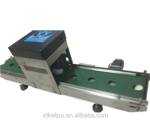 New Type Industrial Egg Ink Jet Printer/
