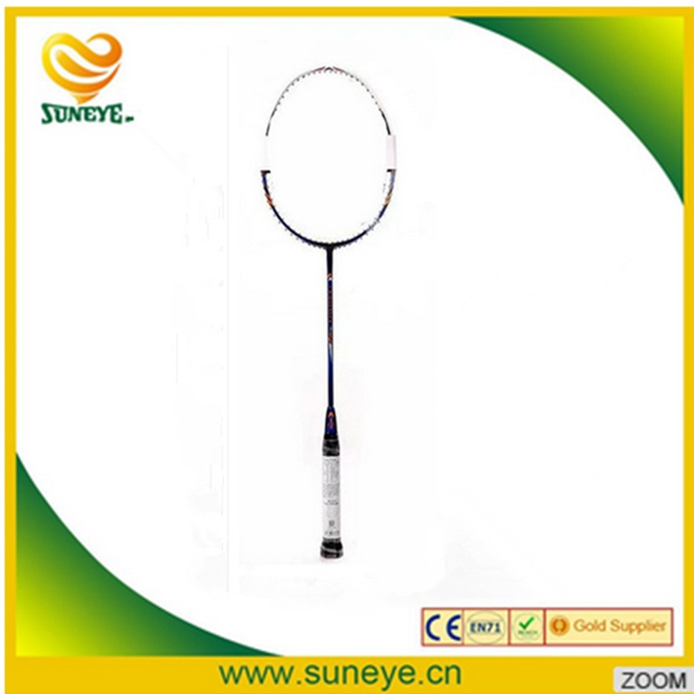 Topkwaliteit carbon badminton shuttle racket