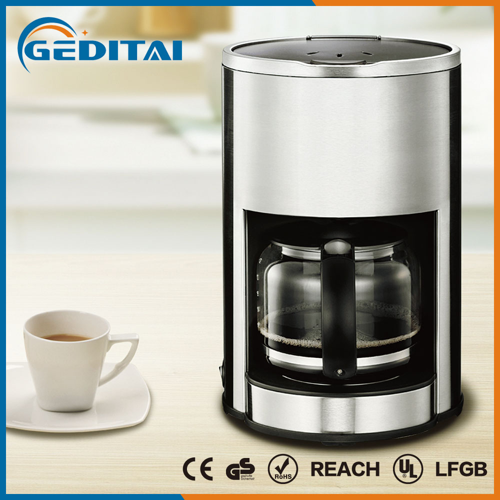 automatic coffee maker , 12 cup coffee maker , low wattage electric appliances coffee maker