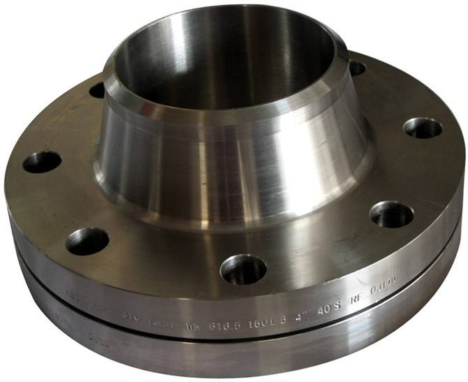EN1092-1 TYPE 11 SS forged welded neck flange