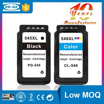 Looking for ink cartridge 545 546 chip reset to full ink for canon 545 546