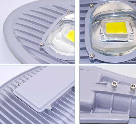outdoor light ip65 cob 150w high power led street lighting module high bay