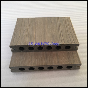 outdoor wood plastic composite coextrusion wpc decking