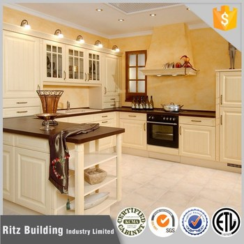 solid wood kitchen cabinets design piano white kitchen cabinet view