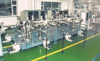 In Line Thin Film Solar Cell Production System Cigs Film